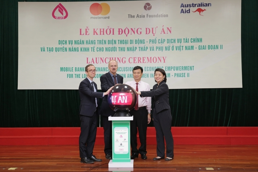VBSP launches Mobile Banking 2 project towards financial inclusion