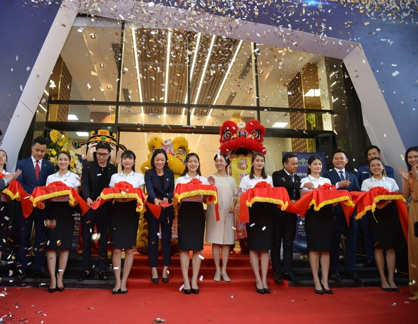 Novaland launches real estate centre in Hanoi