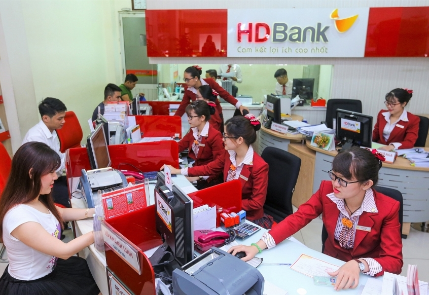 HDBank first-half business results showing growth exceeding expectations