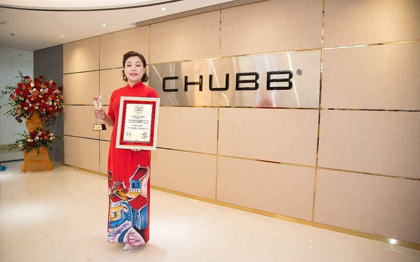 Chubb Life Vietnam honoured with two new coveted awards
