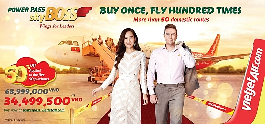 travel in style with vietjets skyboss and power pass skyboss