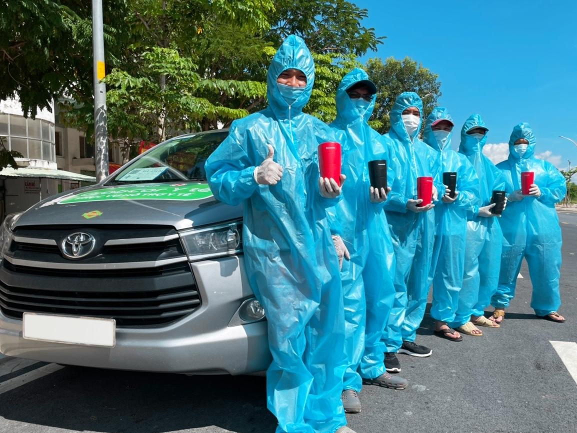 Panasonic to run nanoe X air quality solutions on GrabCar Medical cars