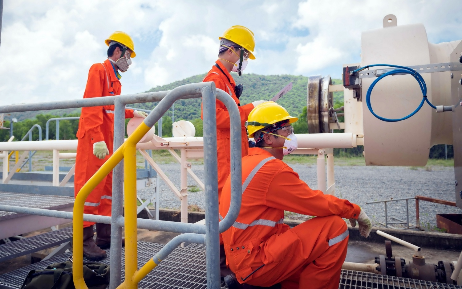 PetroVietnam outperforms 8-month period with continued focus on digital transformation