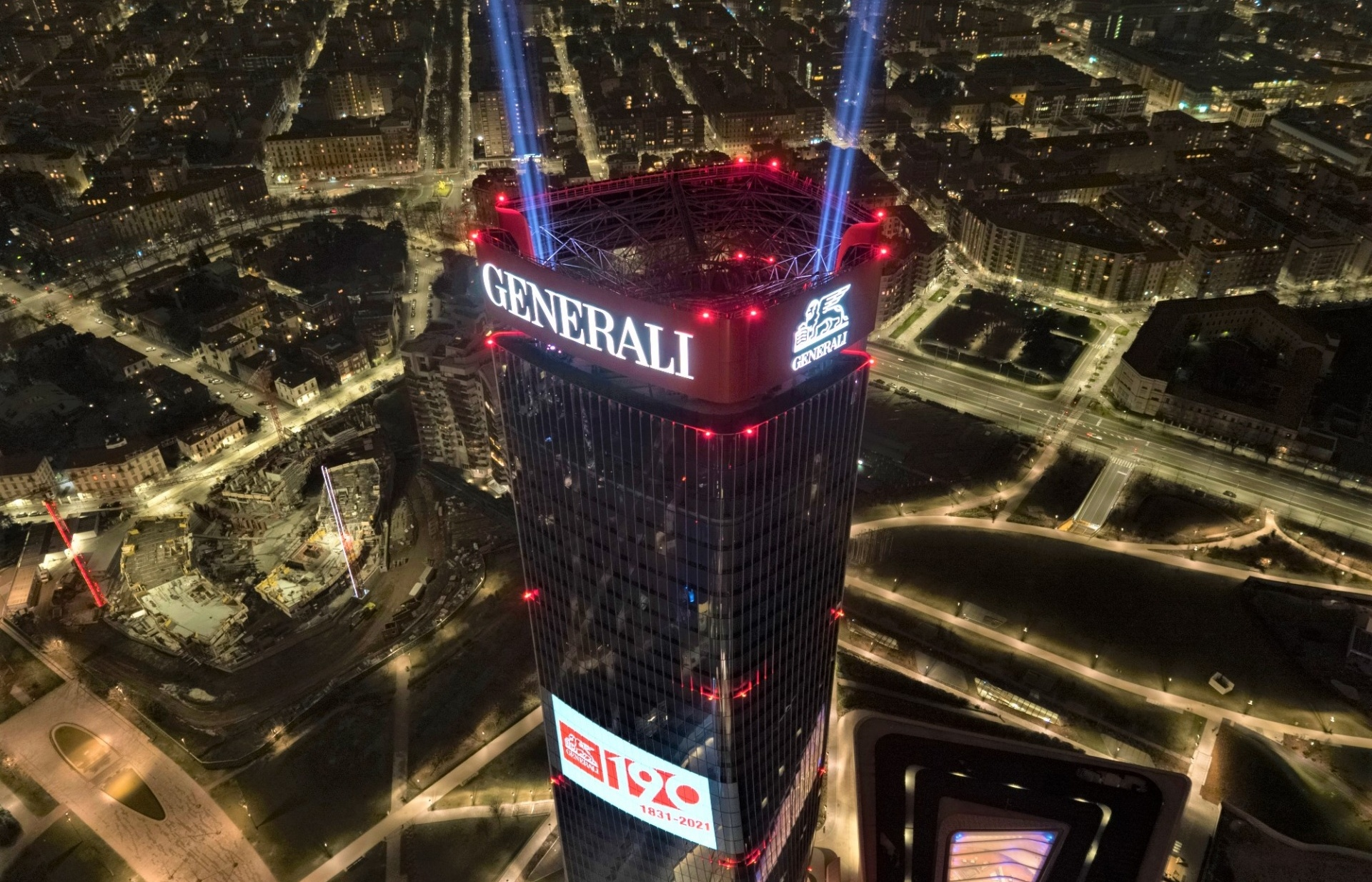 Generali honoured in the ranking by Institutional Investor