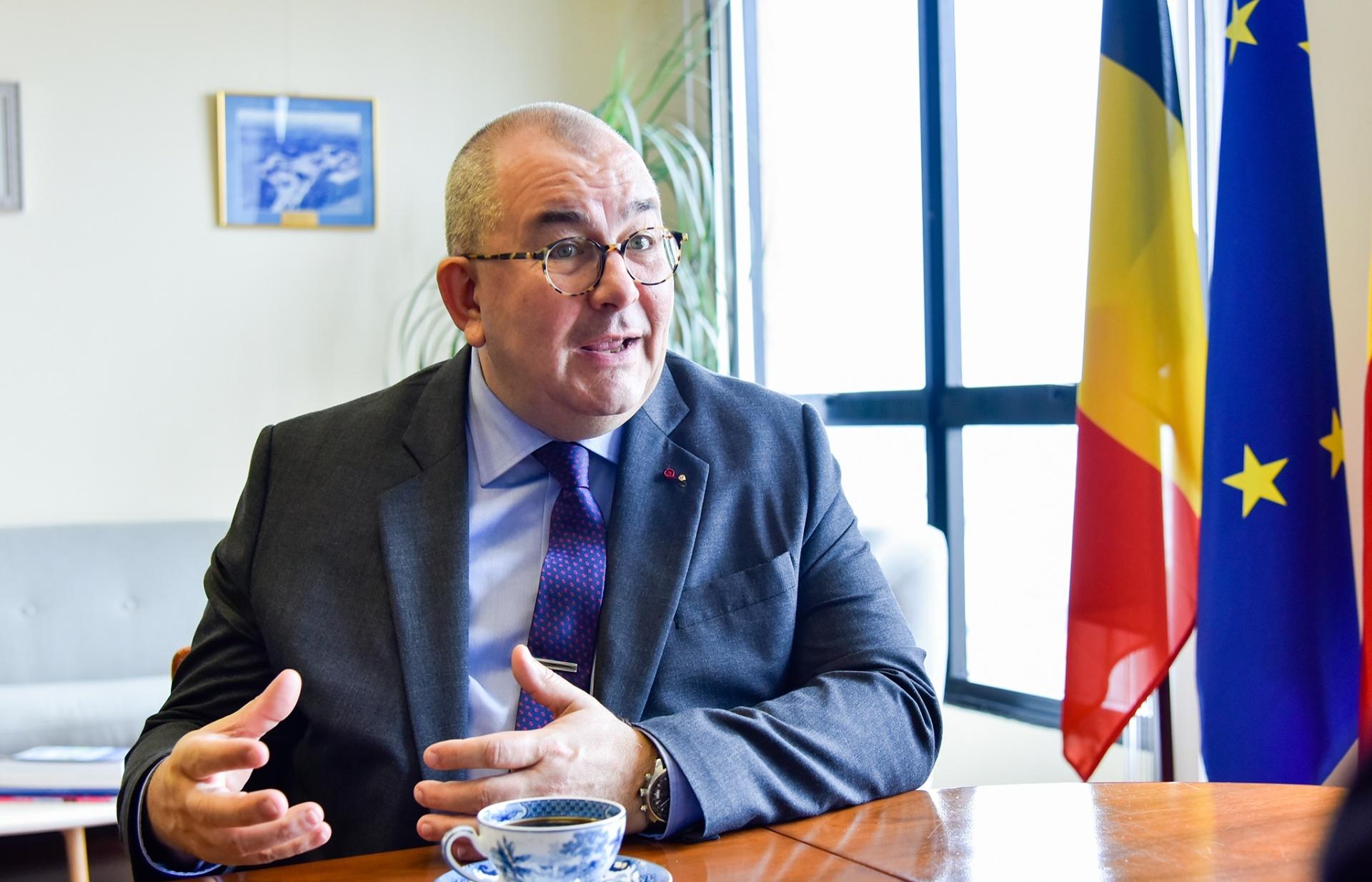 Assessing Belgium-Vietnam bilateral cooperation in press development