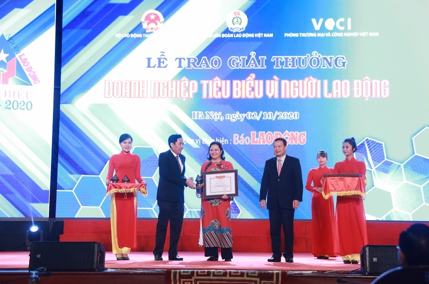 Nestlé Vietnam once again honoured for taking good care of employees