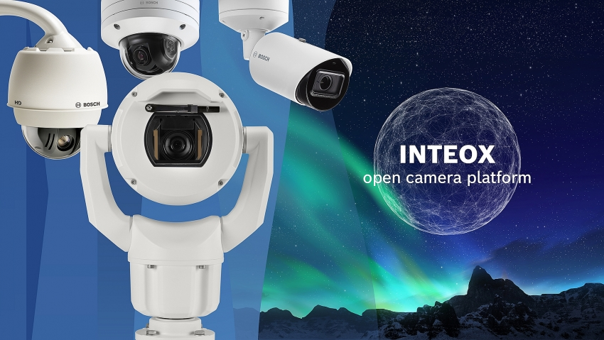 bosch launches the first fully open camera platform
