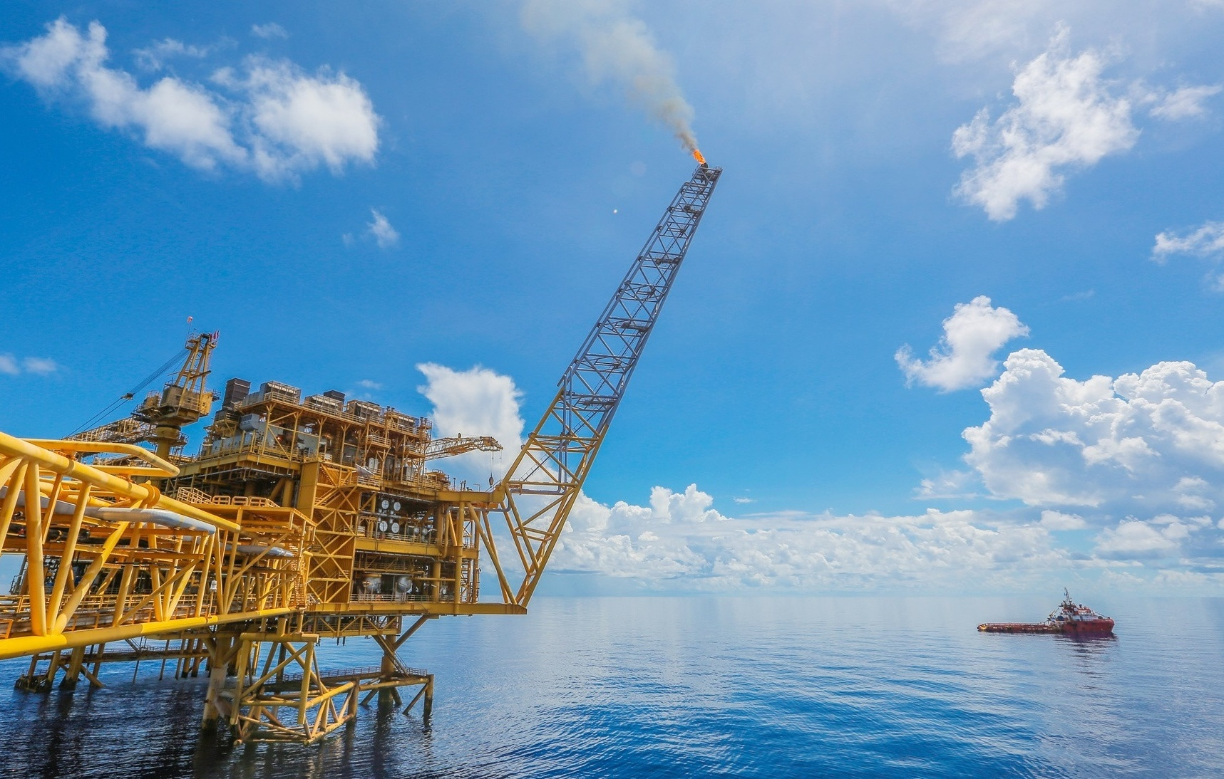 Removing roadblocks to oil and gas investment ventures imperative for development