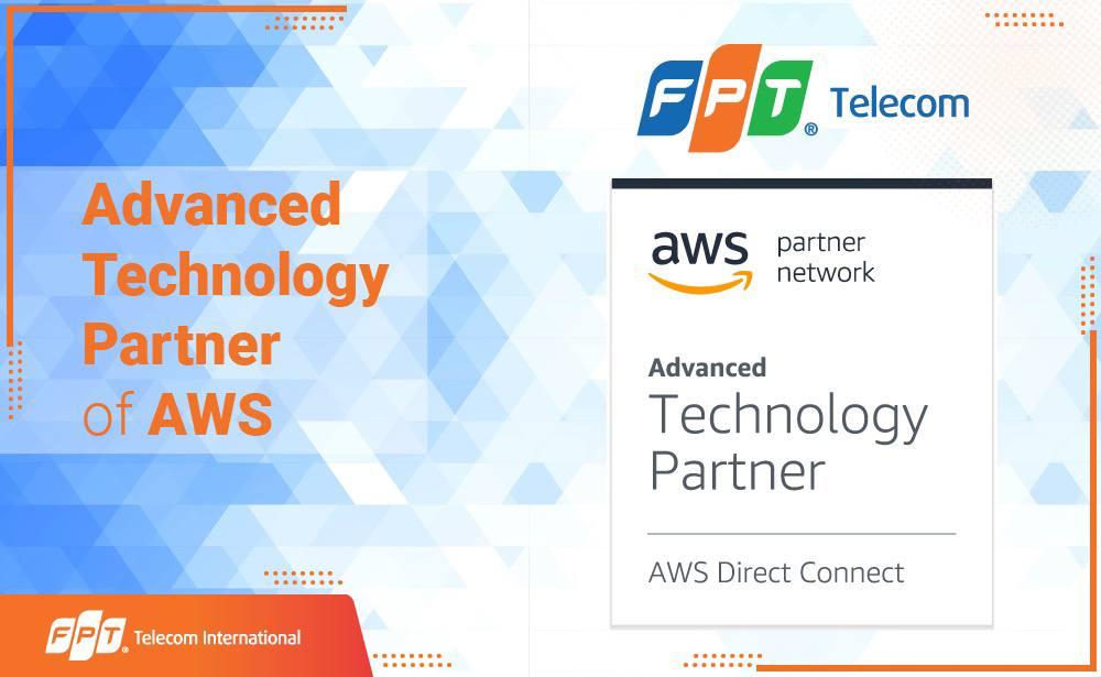 FPT Telecom honoured as Advanced Technology Partner in AWS partner network