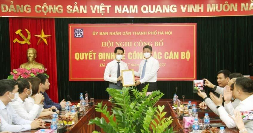 Hanoi Promotion Agency has new director