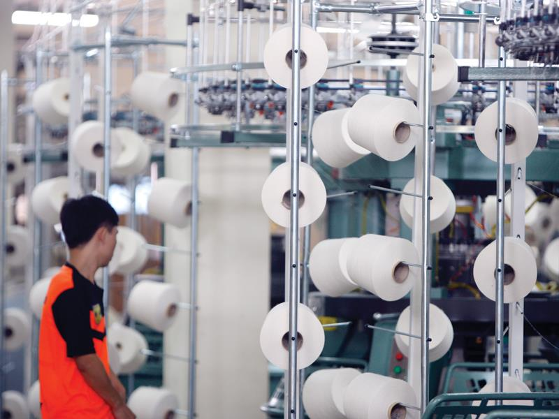 Textile, garment, and footwear sectors to surpass full-year export target
