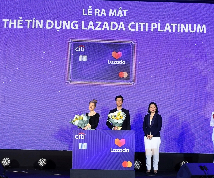Citi and Lazada launch first local e-commerce credit card partnership