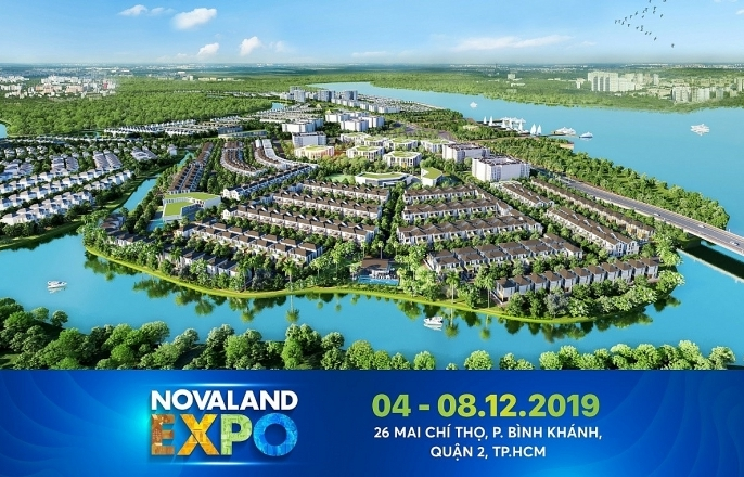 novaland expo raising the bar with leading brands