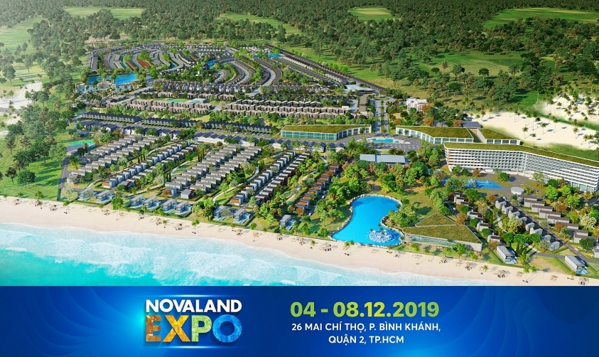 Tap into the huge information flows at Novaland Expo in December 2019