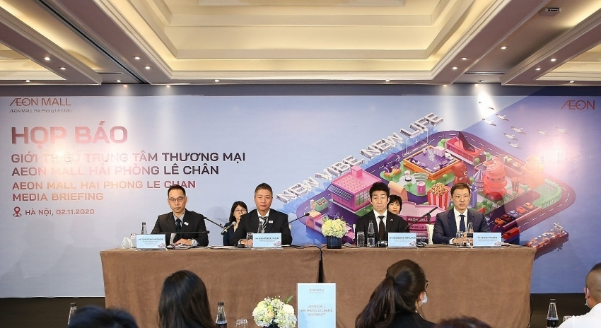 AEON Vietnam to launch first General Merchandise Store and Supermarket in Haiphong