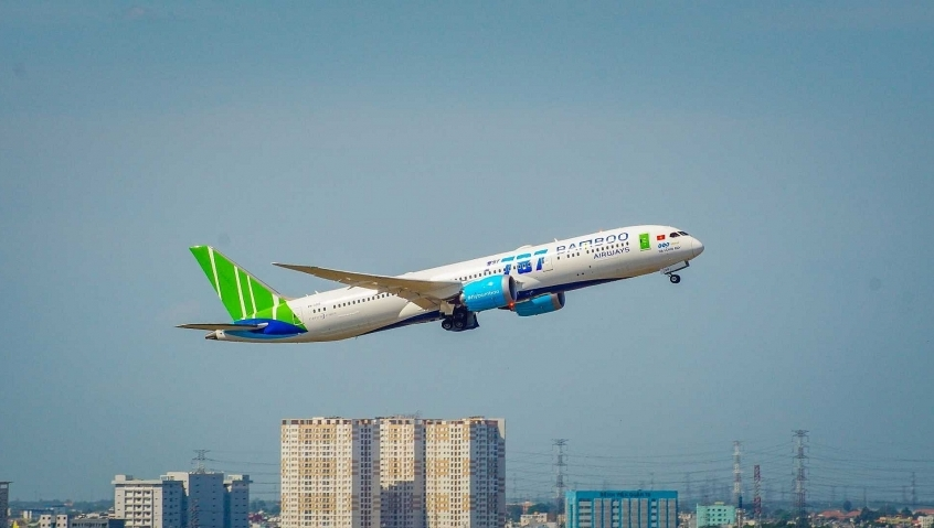 Bamboo Airways voted Asia's Leading Regional Airline by World Travel Awards