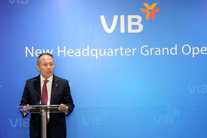 VIB relocates headquarters to Ho Chi Minh City