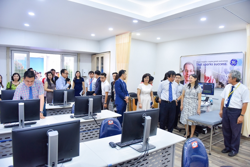 a leap in healthcare with digital curriculum with ge healthcare