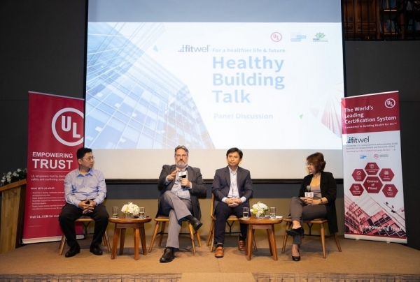 ul healthy building event supports growing demand for healthy buildings