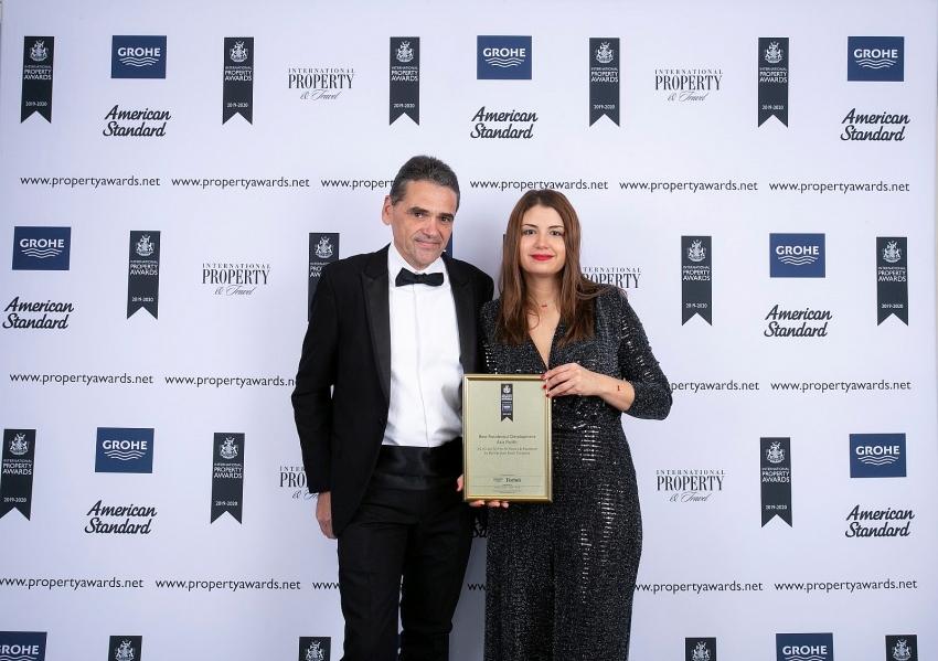 x2 hoi an resort residence wins international property awards 2019