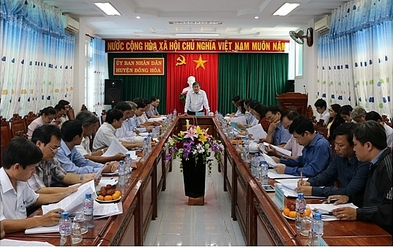 Phu Yen to establish Dong Hoa town