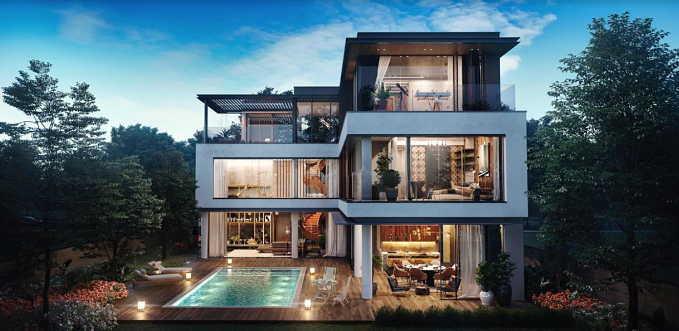 luxury real estate dominates portfolio of super rich