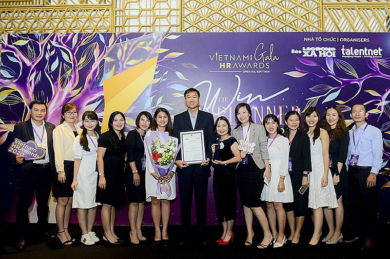 pepsico foods vietnam honoured in top 10 vietnam best places to work 2020