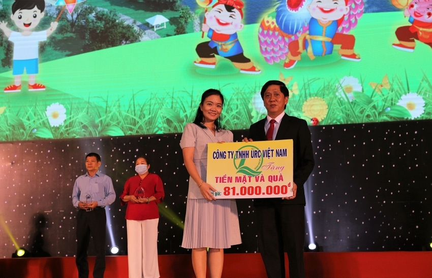 URC Vietnam stands united with MoLISA to care for Vietnamese children