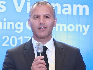 Tek Experts chairman: Vietnam could become centre of global IT industry