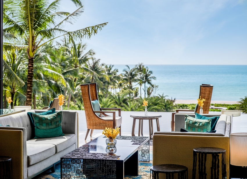 smart travelling with intercontinental phu quoc long beach resort