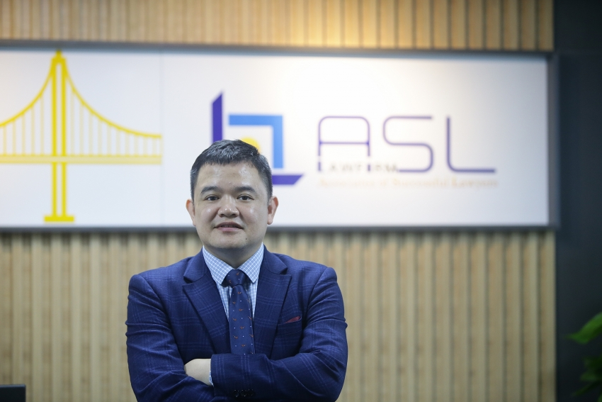 managing partner of asl law firm ranked top 100 lawyers in vietnam