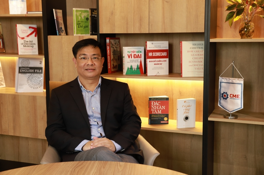 Bui Trung Kien, general director of Copper Mountain Energy Company