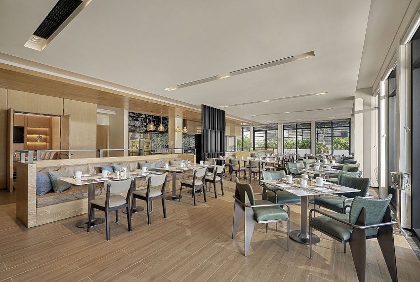 Fairfield by Marriott South Binh Duong an attractive culinary rendezvous