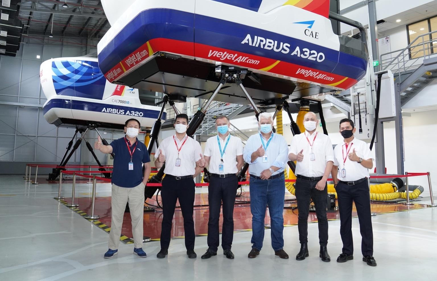 Airbus Vietnam Training Centre at Vietjet to offer A320 type-rating courses