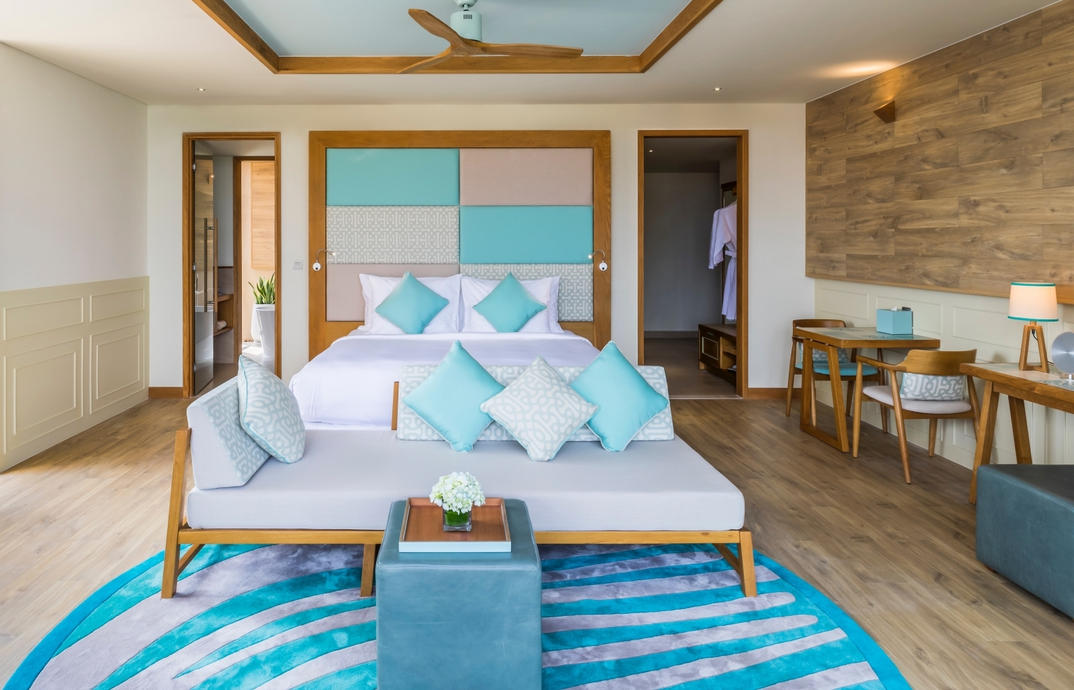 Fusion Suites Vung Tau celebrates first anniversary
