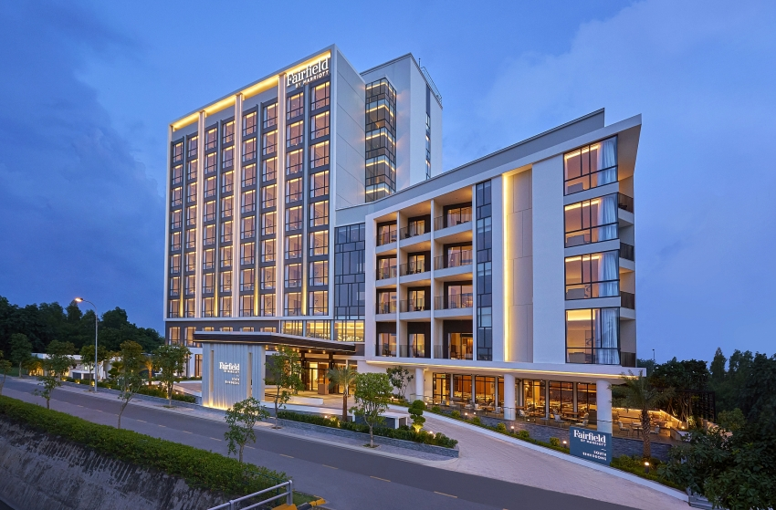 The Opening of Fairfield by Marriott South Binh Duong