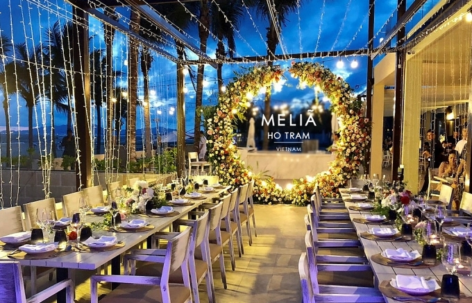melia ho tram launches special promotion for mice tourism