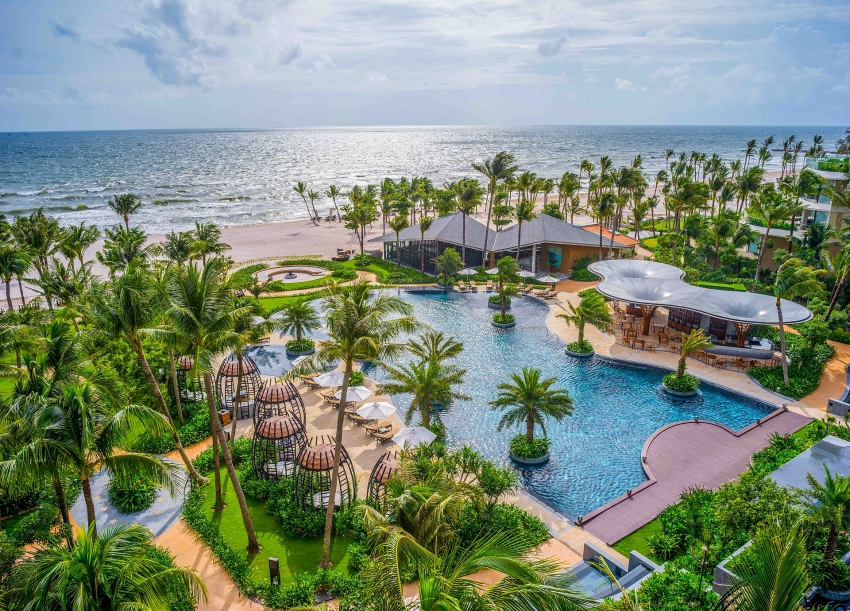 intercontinental phu quoc resort takes part in ihgs clean promise