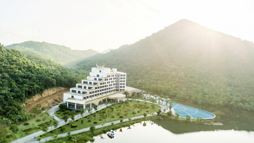 Muong Thanh Dien Lam Ecological changes name to Muong Thanh Green Land Dien Lam