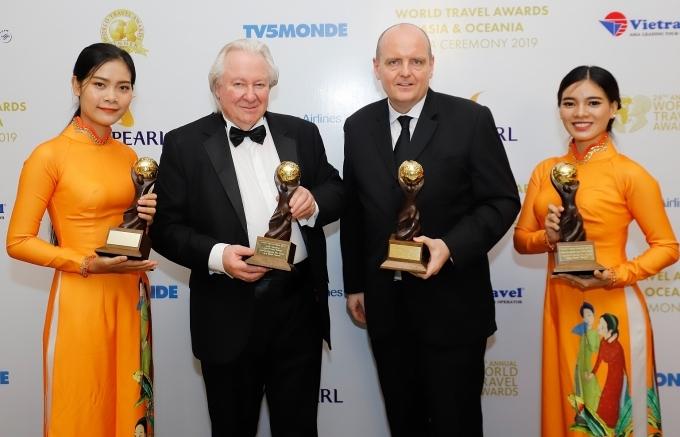 InterContinental Phu Quoc wins World Travel Awards 2019