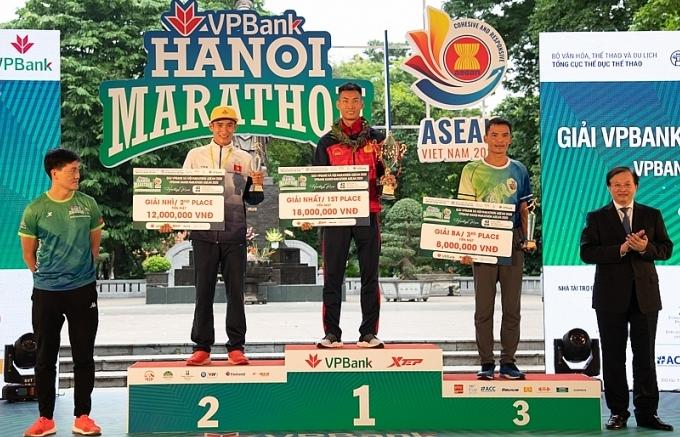 VPBank Hanoi Marathon ASEAN 2020, a globally connected race