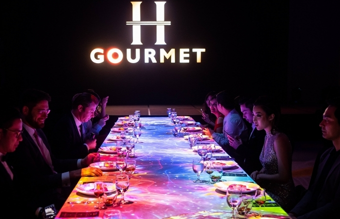 French-Vietnamese culinary interplay at H-Gourmet