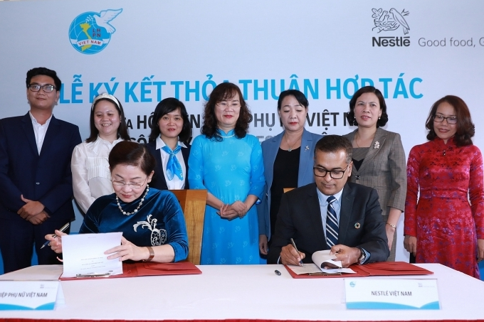 Nestlé Vietnam to promote gender equality and women's empowerment