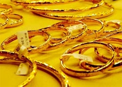 An unstable year for domestic gold