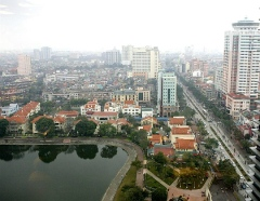 Hanoi's office buildings see record-low occupancy rate