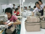 Vietnam-made luxury handbags enter US market