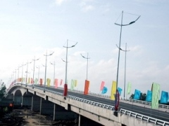 Key projects inaugurated in southern Ca Mau