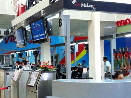 Air Mekong fails to pay fuel bill