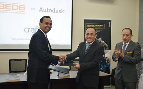 Brunei Economic Development Board partners with Autodesk