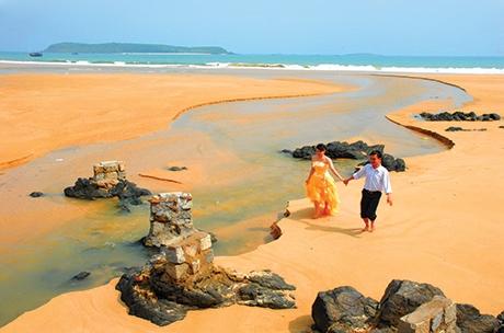 Phu Yen's Gold coast